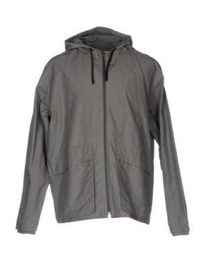 Куртка FOLK. Цвет: свинцово-серый