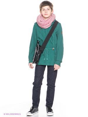 Куртка Orby. Цвет: зеленый