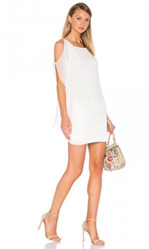 Платье dallal Bailey 44. Цвет: белый