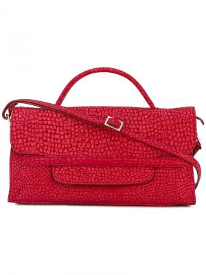 Tote bag Zanellato. Цвет: красный