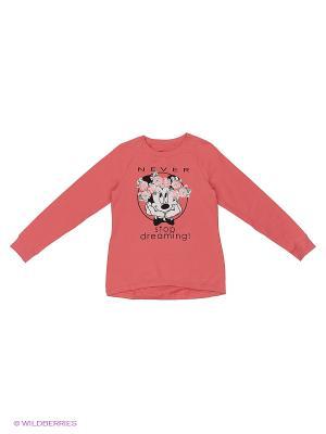 Джемпер для девочек Mark Formelle. Цвет: розовый