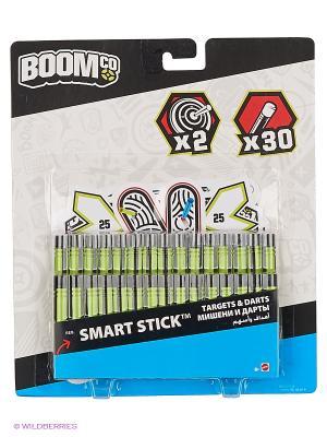 Набор дополнительных аксессуаров для игры BOOMco. Цвет: зеленый, черный