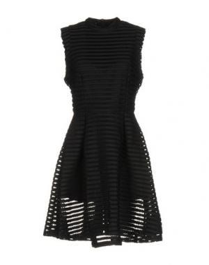 Короткое платье CUTIE. Цвет: черный