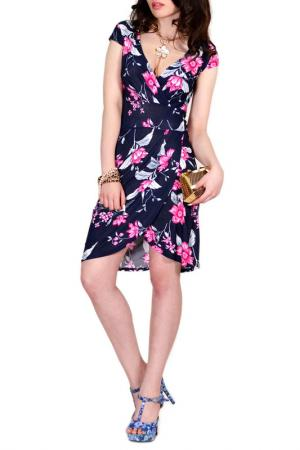 Платье FRANCESCA LUCINI. Цвет: розовая фрезия