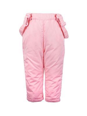 Полукомбинезон Gulliver Baby. Цвет: розовый