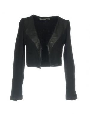 Пиджак SUPERFINE. Цвет: черный