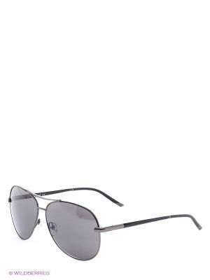 Солнцезащитные очки BLD 1418 103 Baldinini. Цвет: черный, белый
