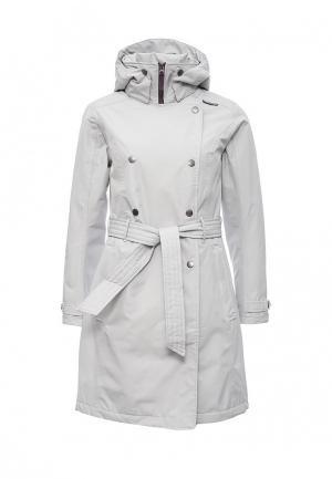 Куртка утепленная Helly Hansen. Цвет: серый