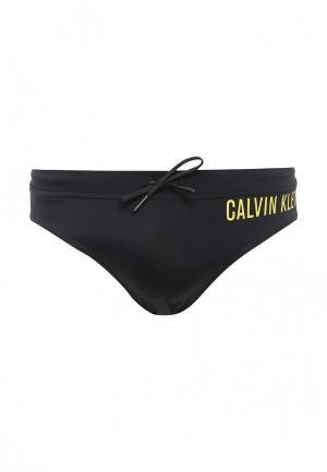 Плавки Calvin Klein Underwear. Цвет: черный