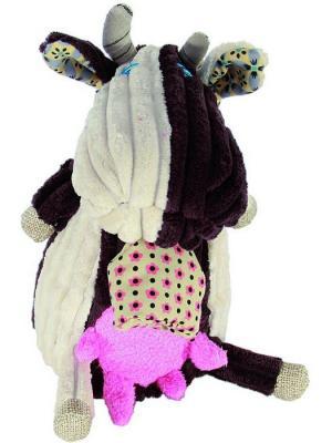 Игрушка Deglingos Коровка Milkos - музыкальная. Цвет: бежевый