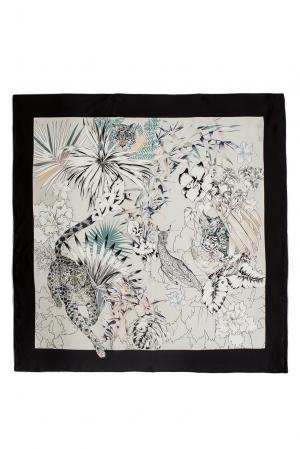 Шелковый платок 183381 Moltini. Цвет: разноцветный