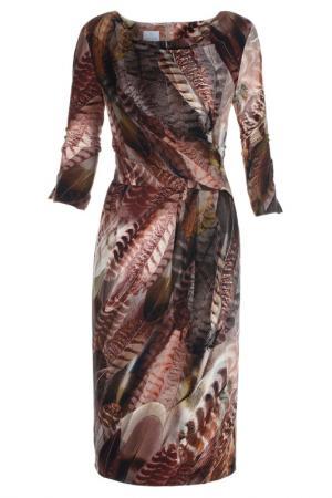 Платье Madeleine. Цвет: braun