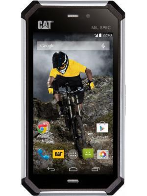 Смартфон S50 Slate Caterpillar. Цвет: черный, серебристый