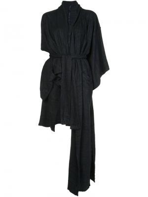 Oversized jacket Barbara I Gongini. Цвет: чёрный