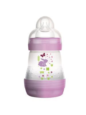 Бутылочка для кормления MAM Anti-Colic 160 мл. Цвет: сиреневый
