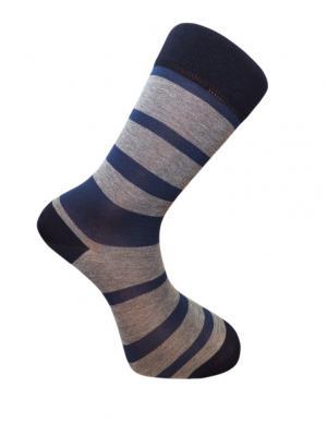 Носки мужские JOHN FRANK. Цвет: серый