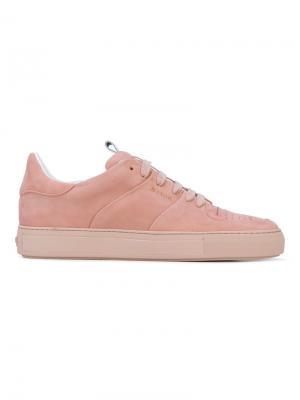 Кеды Omar Classic Mason Garments. Цвет: розовый и фиолетовый