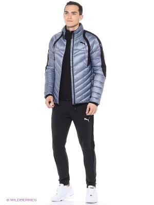 Куртка 600 ZONEstretchLITE Down Jkt Puma. Цвет: серый