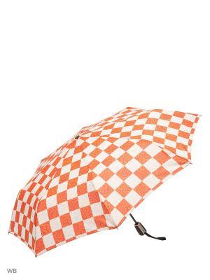 Зонт Doppler. Цвет: оранжевый