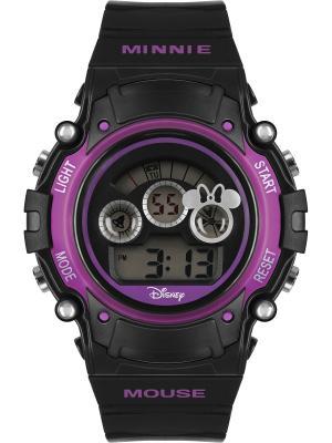 Часы Disney by RFS. Цвет: фиолетовый, черный
