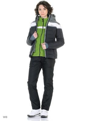 Куртка High Experience. Цвет: черный