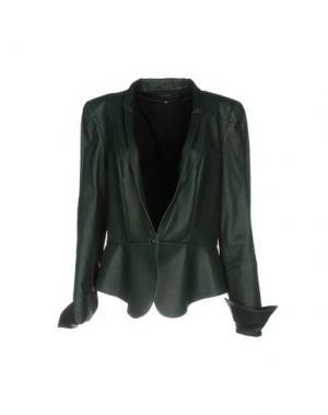 Пиджак JITROIS. Цвет: темно-зеленый