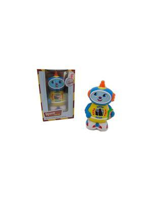 Игрушка Космический доктор со световыми и звуковыми эффектами HUILE. Цвет: голубой, белый, желтый