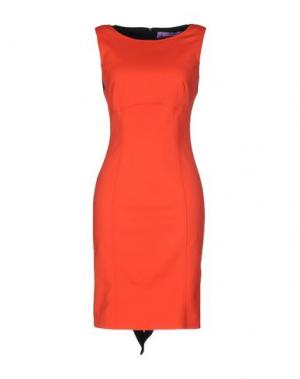 Короткое платье 22 MAGGIO by MARIA GRAZIA SEVERI. Цвет: красный