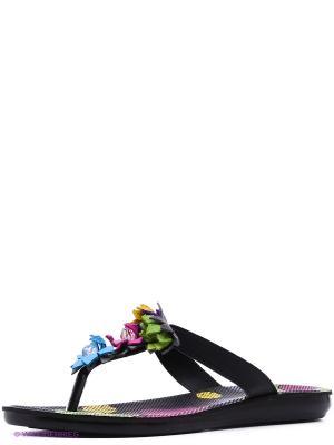 Пантолеты MUYA. Цвет: черный