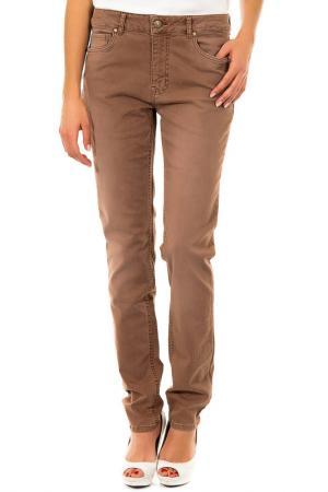 Pants MCGREGOR. Цвет: brown