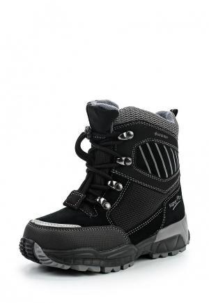 Ботинки Superfit. Цвет: черный