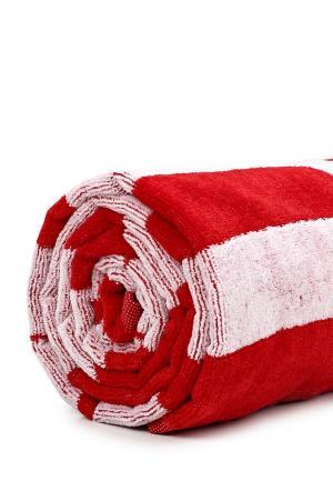 Полотенце Moschino. Цвет: красный