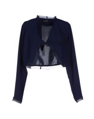 Пиджак OLLY DOO. Цвет: темно-синий