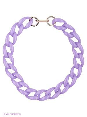 Колье Royal Diamond. Цвет: фиолетовый