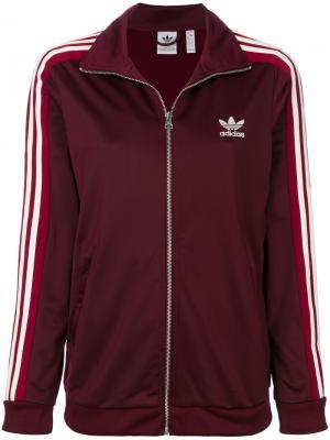 Спортивный топ  Originals Adibreak Adidas. Цвет: розовый и фиолетовый