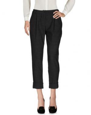 Повседневные брюки PDR PHISIQUE DU ROLE. Цвет: черный