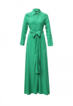 Платье Love & Light. Цвет: зеленый