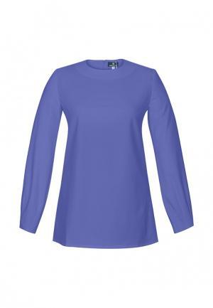 Блуза Bella Kareema. Цвет: фиолетовый