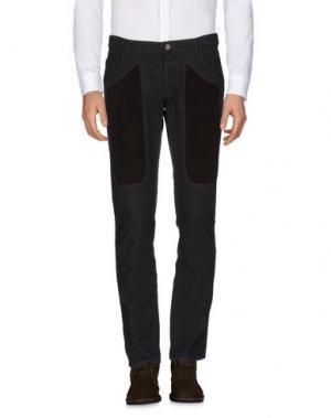 Повседневные брюки JECKERSON. Цвет: темно-коричневый
