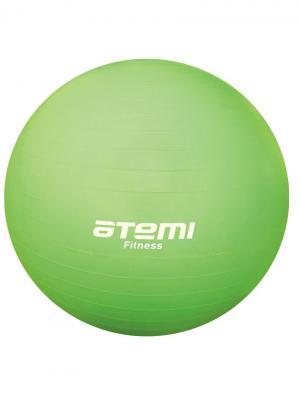 Мяч гимнастический 55 см. Atemi. Цвет: светло-зеленый