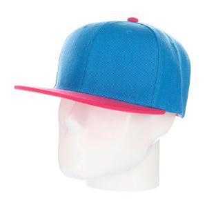 Бейсболка True Spin Tone Blank Snapback Fresh TrueSpin. Цвет: голубой,розовый