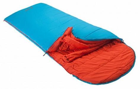 Спальный мешок для похода VauDe Kiowa 900 rect левосторонний