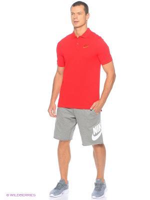 Шорты M NSW SHORT FT GX 1 Nike. Цвет: белый, темно-серый