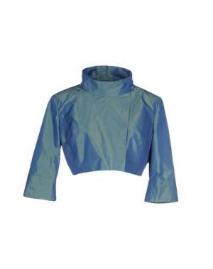 Пиджак CAILAN'D. Цвет: синий