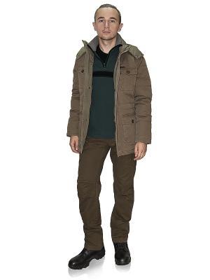 Куртка Valdaj TACTICAL FROG. Цвет: коричневый, оливковый