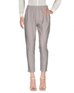 Повседневные брюки MINIMUM. Цвет: песочный