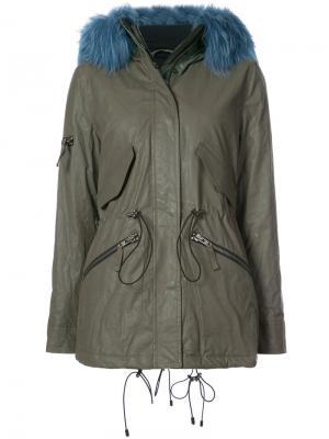 Куртка Hudson Sam.. Цвет: зелёный