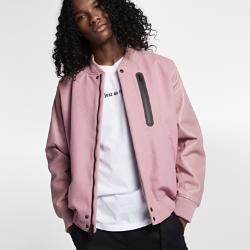 Мужская куртка Lab Essentials Destroyer Nike. Цвет: розовый