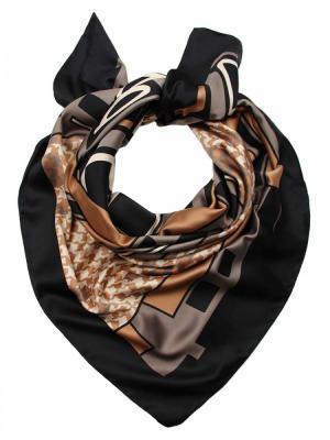 Платок Venera. Цвет: черный, коричневый