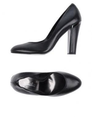 Туфли SEBASTIAN. Цвет: черный